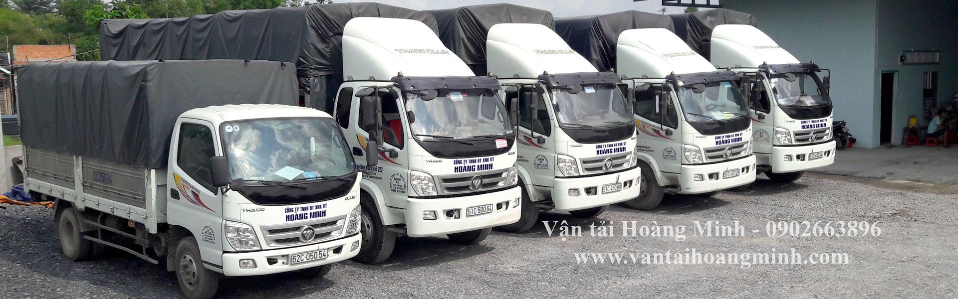 Vận tải Hoàng Minh