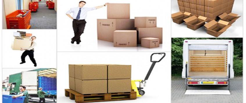 Các loại hàng hóa vận chuyển