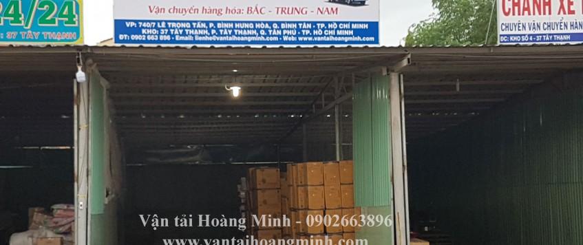 Chành xe Hồ Chí Minh – Phú Quốc