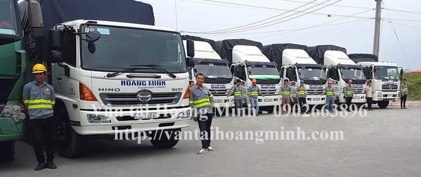 Dịch vụ cho thuê xe tải chở hàng tại tphcm