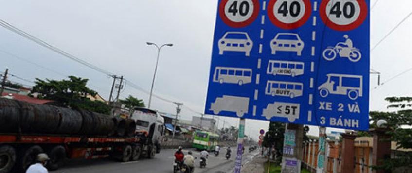 Quy tắc giao thông đường bộ
