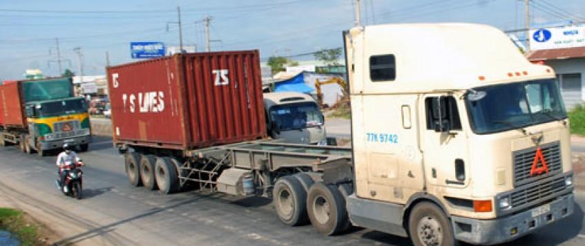 Sàn giao dịch vận tải hàng hóa