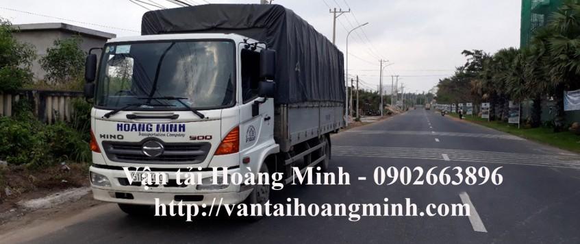 Dịch vụ cho thuê xe tải chở hàng đi tỉnh uy tín – chất lượng