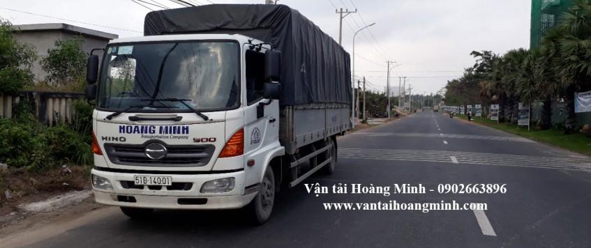 Kích thước thùng xe tải 5 tấn