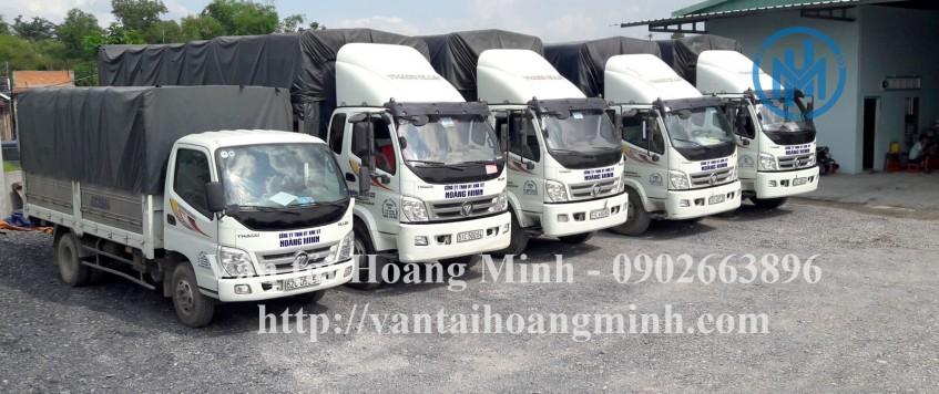 Dịch vụ vận chuyển hàng hóa tại TPHCM