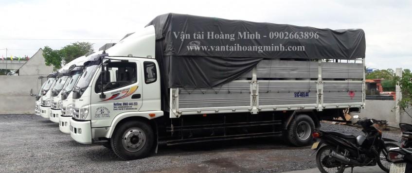 Vận chuyển hàng hóa Biên Hòa Đồng Nai