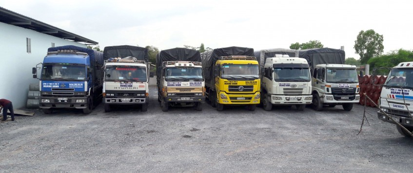 Dịch vụ vận chuyển hàng hóa đi các tỉnh Miền Trung