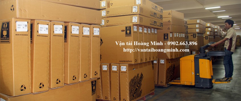 Vận chuyển hàng hóa đi Đà Nẵng