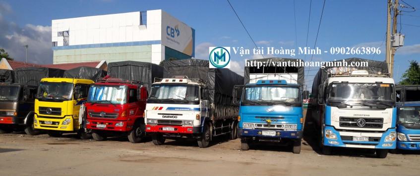Vận chuyển hàng đi Hà Nội