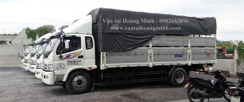 Vận chuyển hàng hóa đi Ninh Thuận