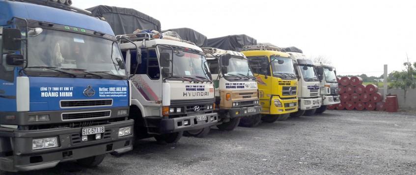 Dịch vụ vận chuyển hàng hóa Long An