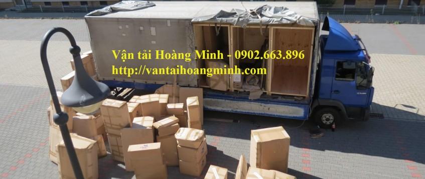 Dịch vụ vận chuyển hàng hóa đường bộ