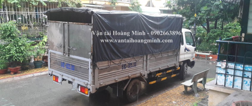 Vận chuyển hàng hóa quận 11 TPHCM