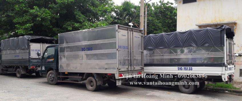 Vận chuyển hàng hóa quận 5 TPHCM