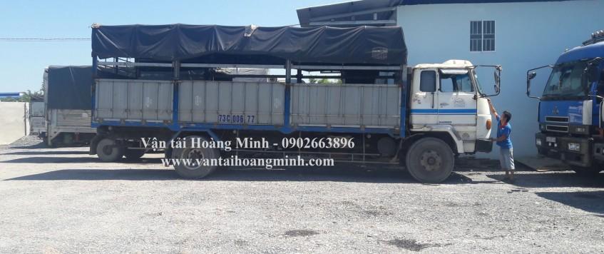 Vận chuyển hàng hóa huyện Bình Chánh TPHCM