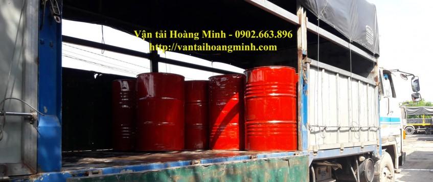 Vận chuyển hóa chất nguy hiểm an toàn cần những yêu cầu