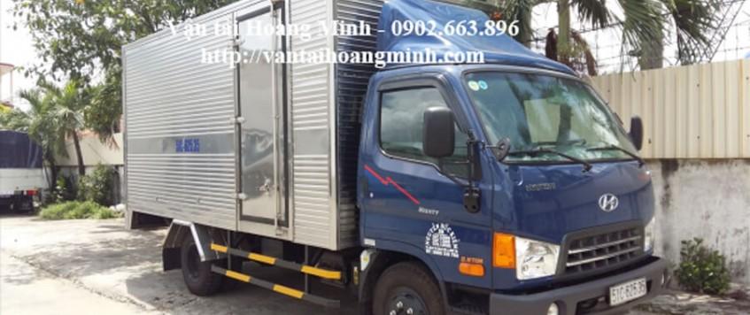 Dịch vụ vận chuyển hàng hóa Quận 6 thành phố Hồ Chí Minh