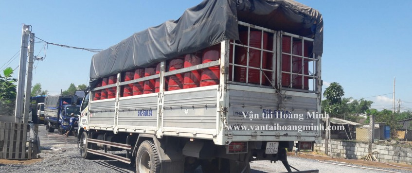 Kích thước thùng xe tải 8 tấn