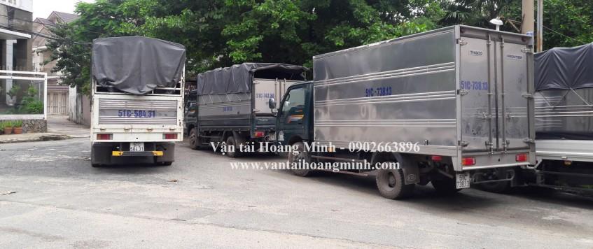 Xe Tải Chở Hàng Huyện Tân Thạnh
