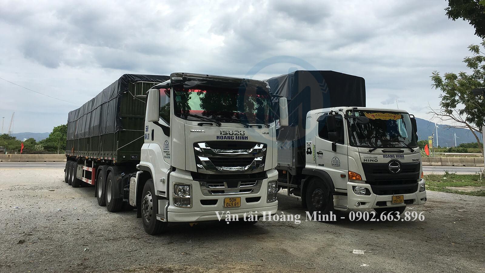 đội ngũ vận chuyển hàng hoá nội thành tphcm chuyên nghiệp