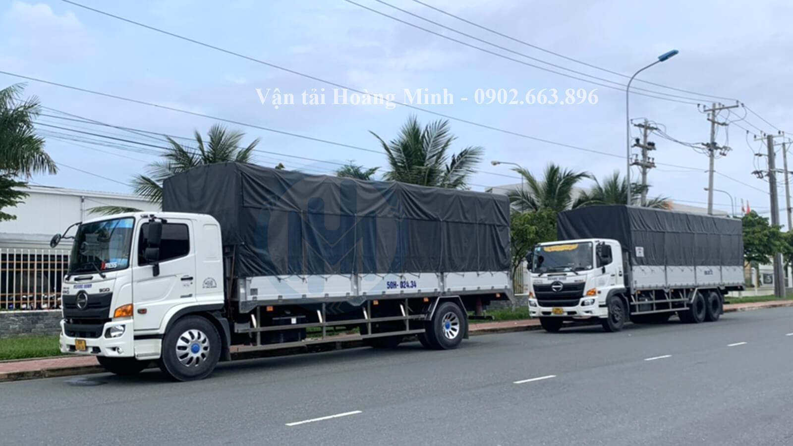 liên hệ dịch vụ vận chuyển hàng hoá nội thành tphcm