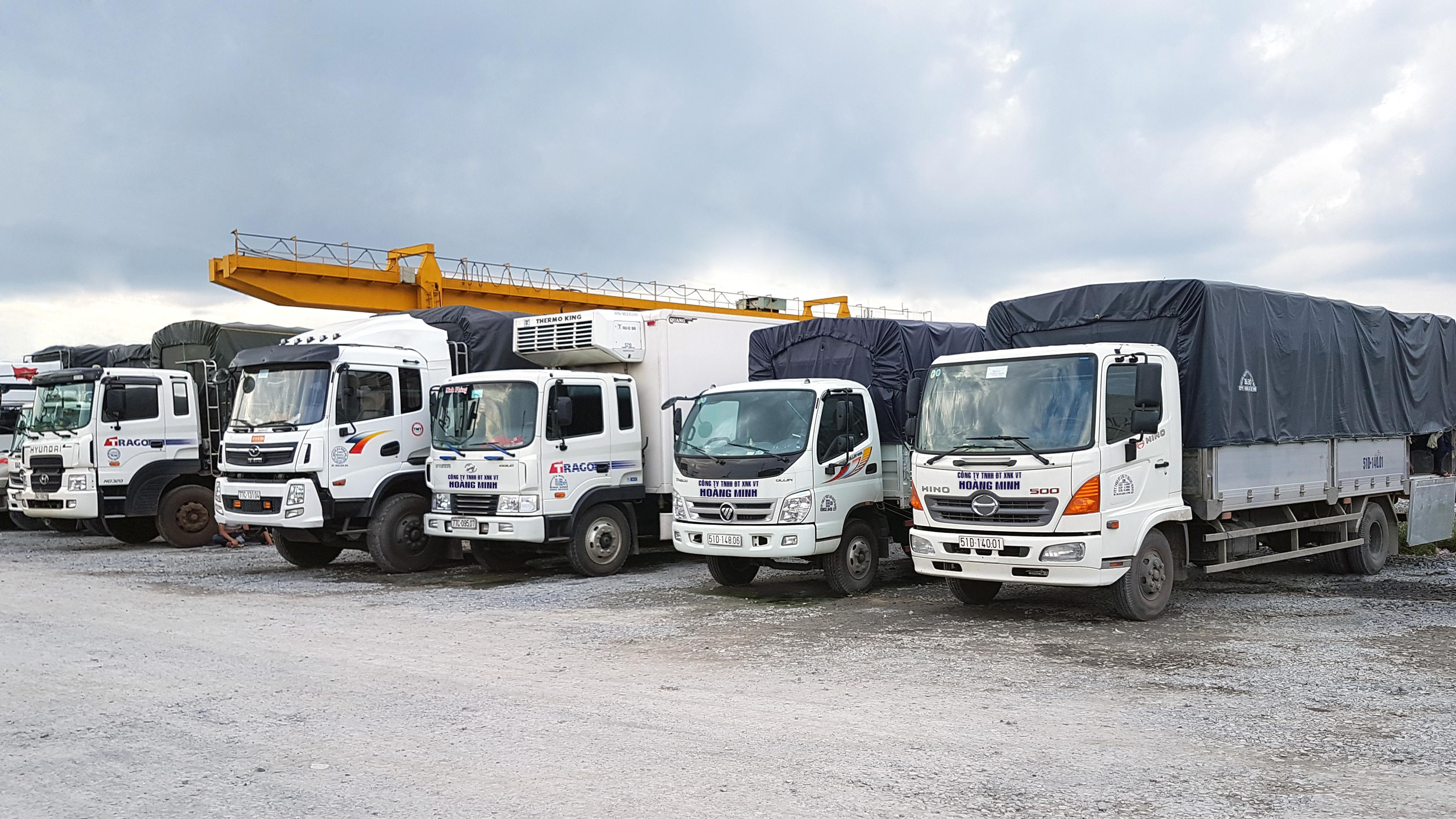Xe tải Hoàng Minh