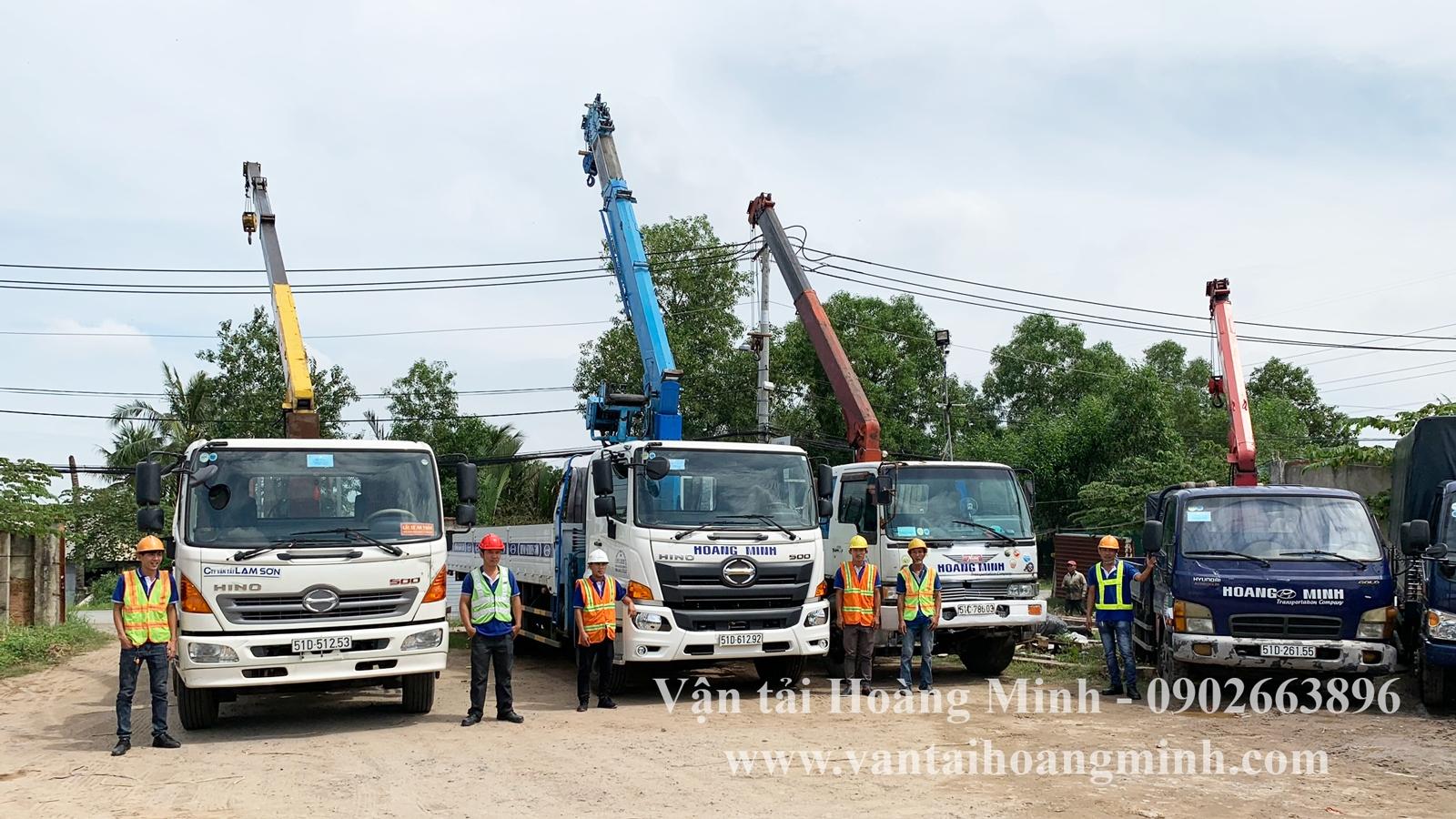 xe tải chở thuê quận tân bình an toàn nhanh chóng