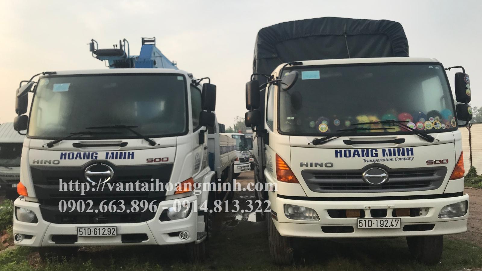 Cho thuê xe tải chở hàng đi tỉnh chuyên nghiệp nhất