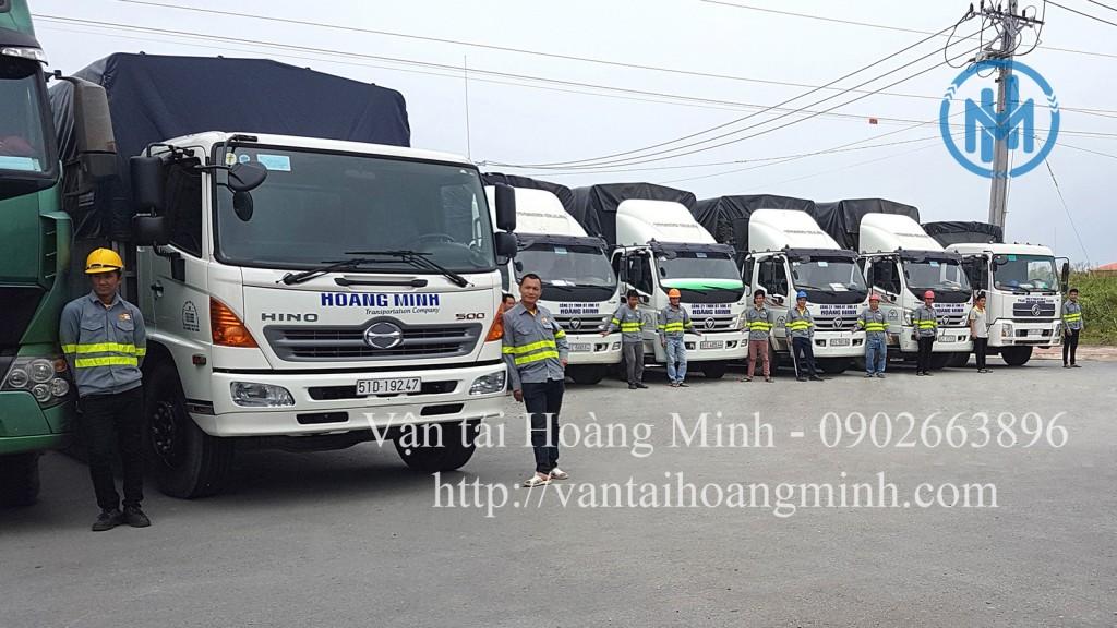 xe tải chở hàng 15 tấn uy tín
