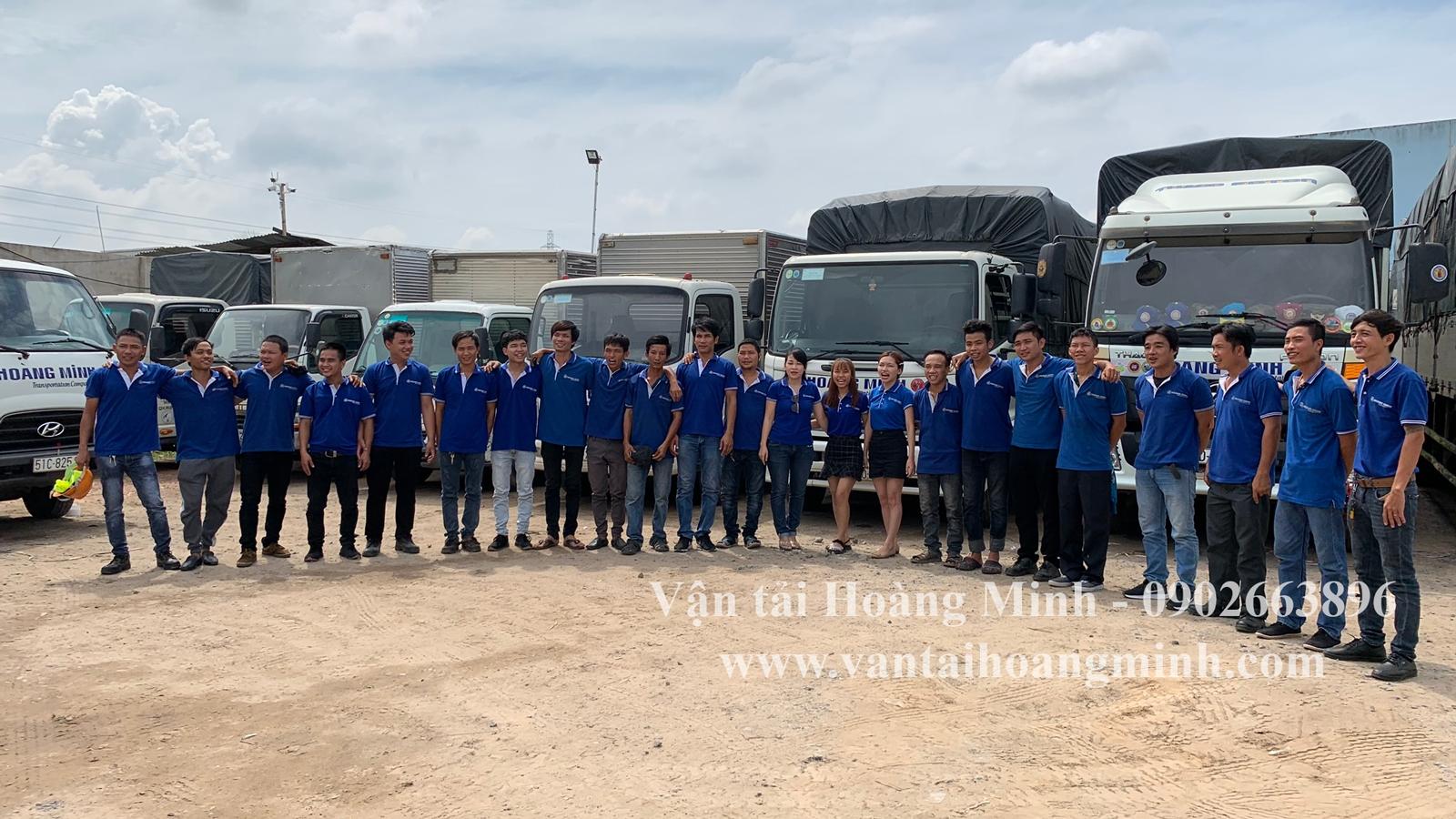 VTHM cho thuê xe tải quận 1