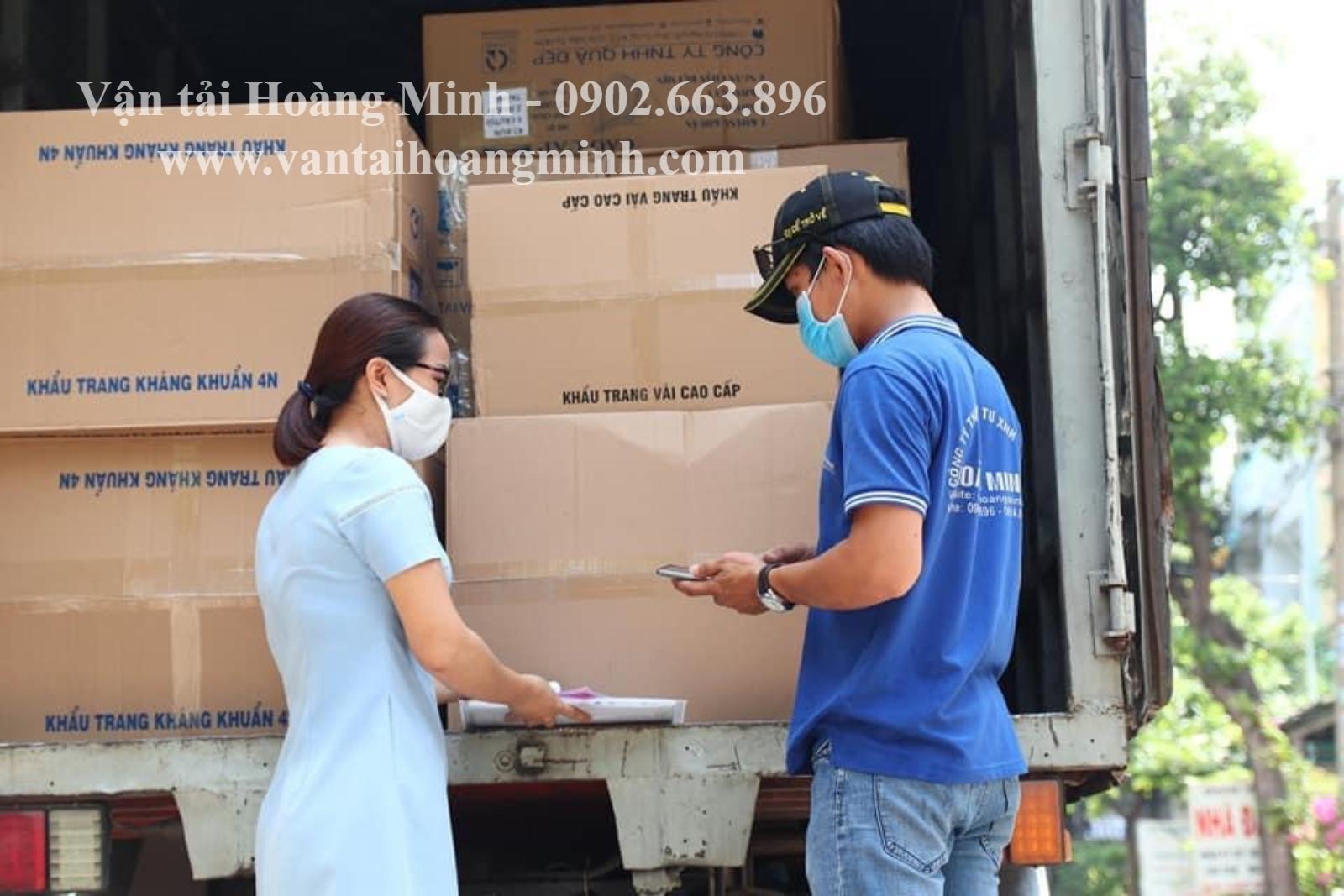 xe tải nhỏ chở hàng chuyên nghiệp