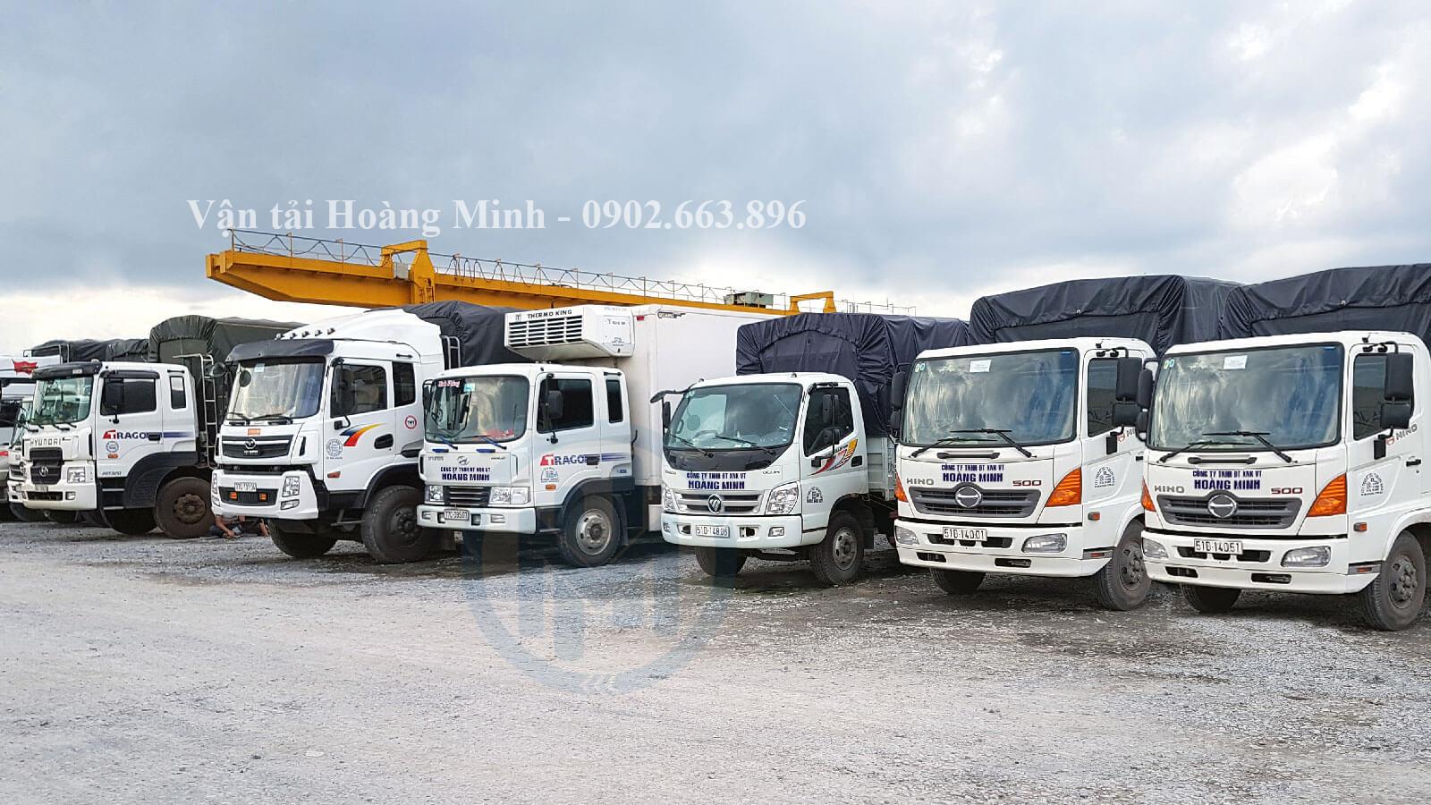 dịch vụ vận chuyển uy tín chuyên nghiệp