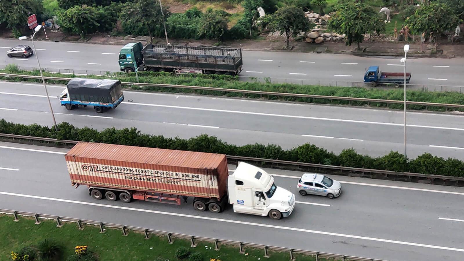 lập tổ công tác đặc biệt gỡ khó vận tải khu vực phía Nam