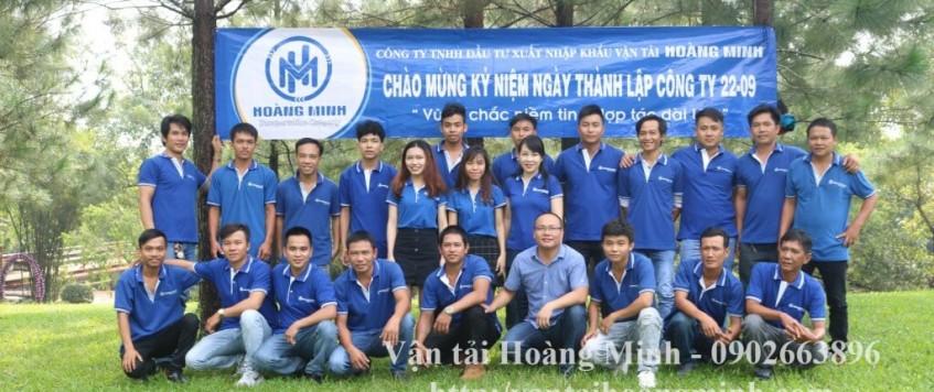 Công ty Vận tải Hoàng Minh