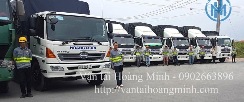 Cho thuê xe tải Quận 11 TPHCM | Vận chuyển Nhanh – An toàn