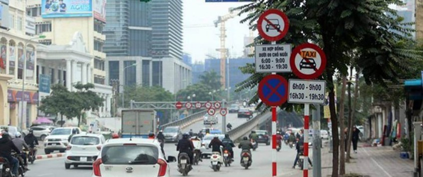Quy định khung giờ cấm tải tại TpHCM mới nhất năm 2021