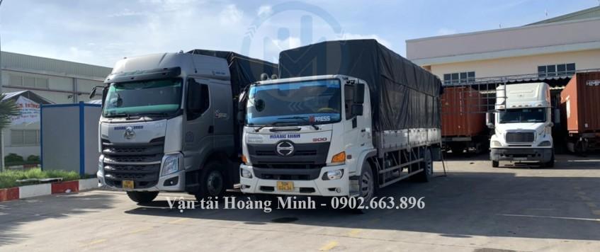 Vận chuyển hàng hóa đi Nha Trang – Khánh Hòa