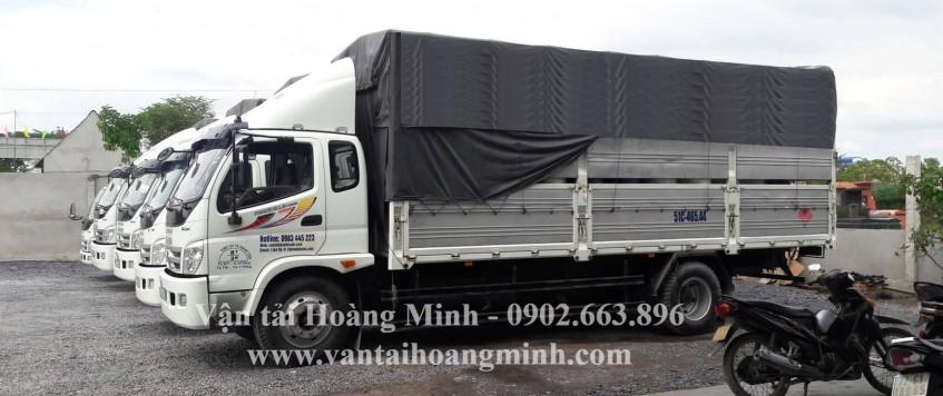 Dịch vụ xe tải chuyển nhà, chuyển văn phòng