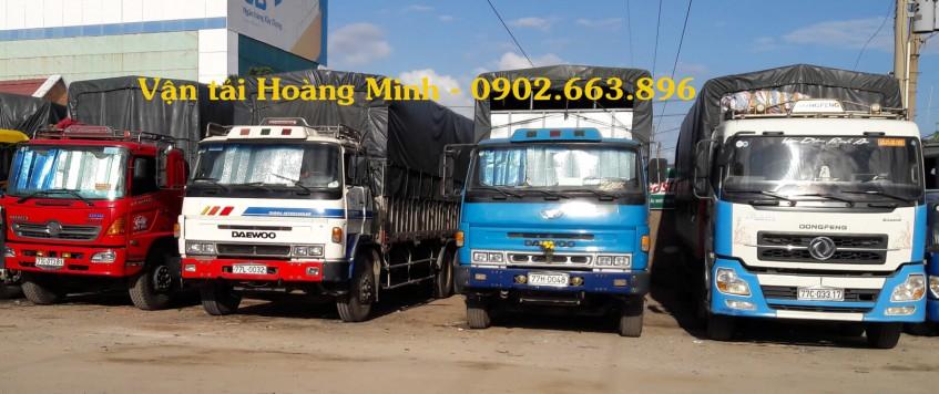 Điều kiện đối với kinh doanh vận tải hàng hóa
