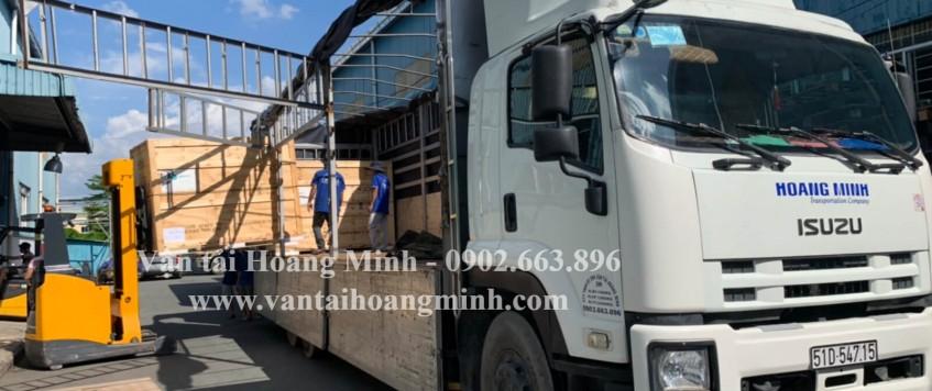 Chành xe đi Đà Nẵng – Vận chuyển Hàng TPHCM đi Đà Nẵng
