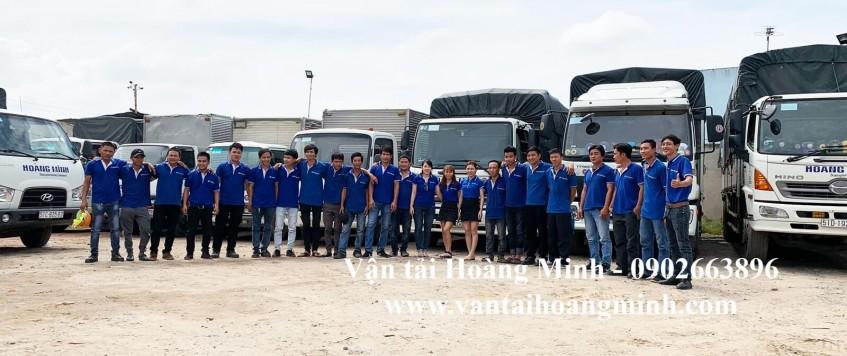 Chành Xe Đi Bình Định – Gửi hàng ghép TpHCM đi Bình Định