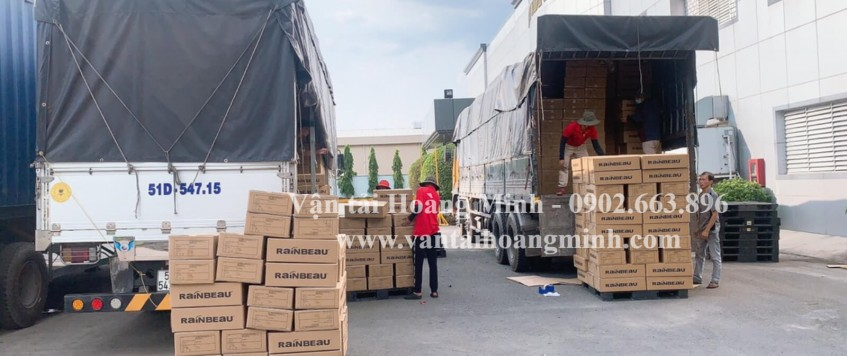 Chành Xe Đi Gia Lai – Vận chuyển hàng TpHCM đi Gia Lai
