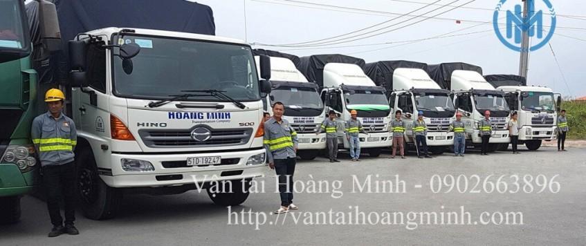 Chành Xe Đi Khánh Hoà – Gửi hàng từ TpHCM đi Khánh Hoà