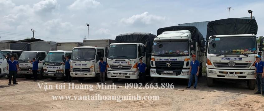 Dịch vụ xe tải chở hàng 2 tấn nội thành TPHCM