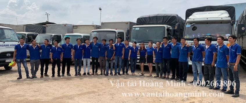 Cho thuê xe tải chở hàng ra vào sân bay Tân Sơn Nhất