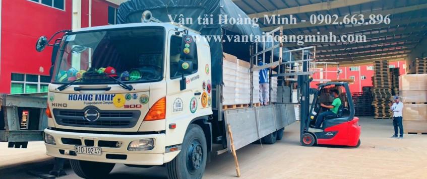Kích thước thùng xe tải 2.5 tấn