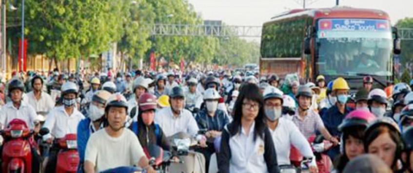 Giao thông Việt Nam: Lạ lùng hơn ta tưởng