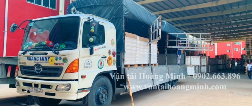 Vận chuyển hàng hóa quận 1 TPHCM