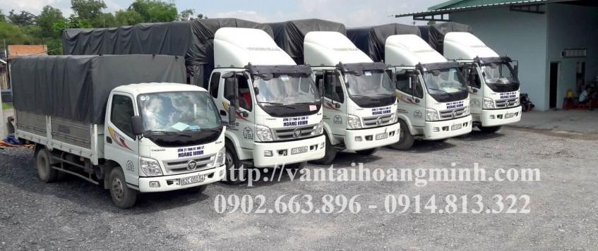Vận chuyển hàng hóa quận 12 TPHCM