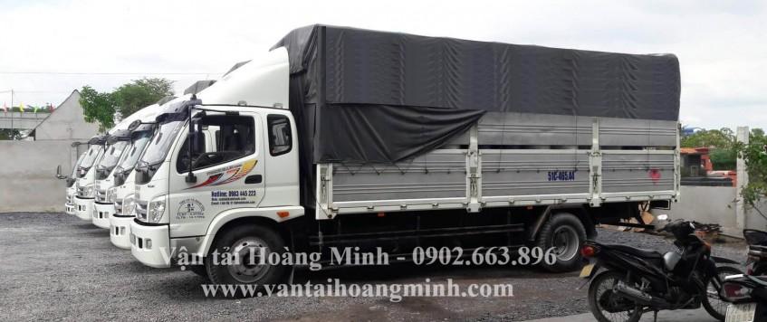 Vận chuyển hàng hóa Thủ Thừa Long An